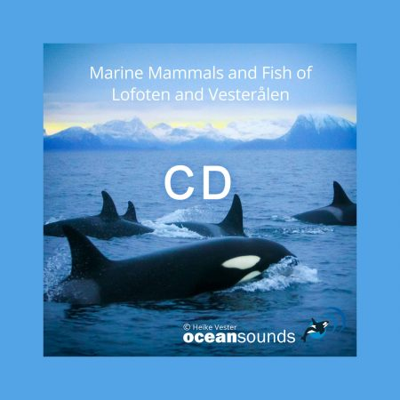 Ocean Sounds CD Whale and Dolphin Calls and Vocalisations